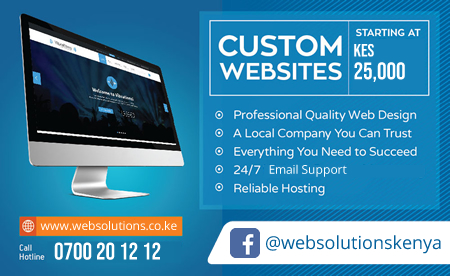 Web Solutions Kenya