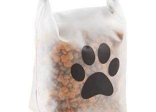 Storing pet food